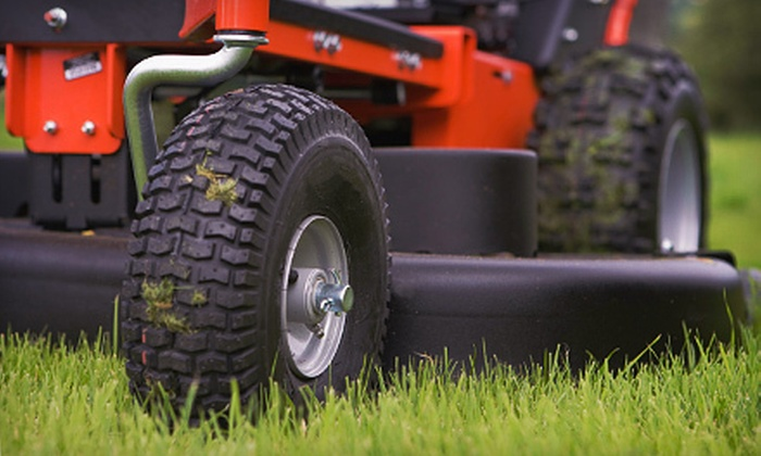 Groundworkx - Downtown Nashville: Lawn-Care Services for a Quarter, Half, or Full Acre from Groundworkx (Up to 51% Off)