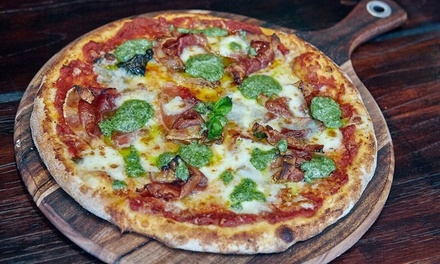 Two ($25) or Four Pizzas with Drinks ($49) at MD's Italian Kitchen & Bar (Up to $128 Value)