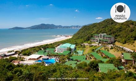 Balneário Camboriú/SC: até 7 noites para 2 + 2 crianças + pensão completa no Infinity Blue Resort & Spa em até 12x