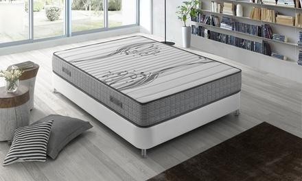memory foam matratze boston groupon goods. Black Bedroom Furniture Sets. Home Design Ideas