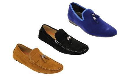 Men's Tassle Loafers