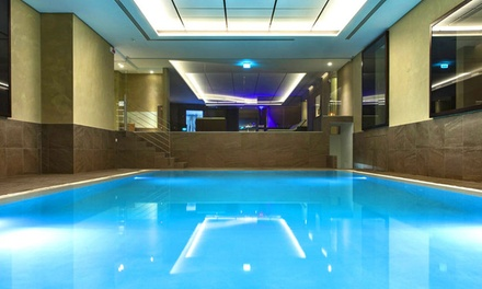 Verona 4*: 1 o 2 notti in camera doppia con colazione e Spa Hotel Saccardi