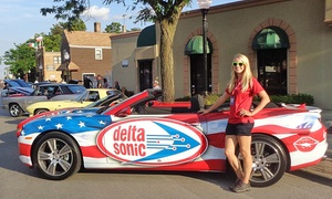 Delta Sonic Car Wash: Interior or Exterior Auto Detailing at Delta Sonic Car Wash‎ (46% Off)