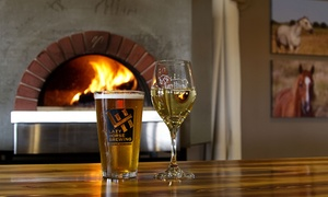 Lazy Horse Vineyard: Brewery Tour with Beer Flight or Wine Tasting for Two or Four at Lazy Horse Vineyard (Up to 41% Off)