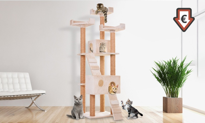 arbre a chat groupon
