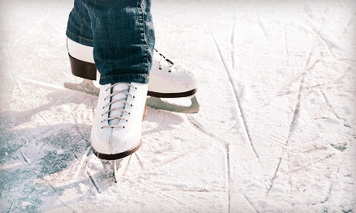 Fairfax Ice Arena - Fairfax: Ice Skating with Skate Rentals for Two or Four at Fairfax Ice Arena (Up to 56% Off)
