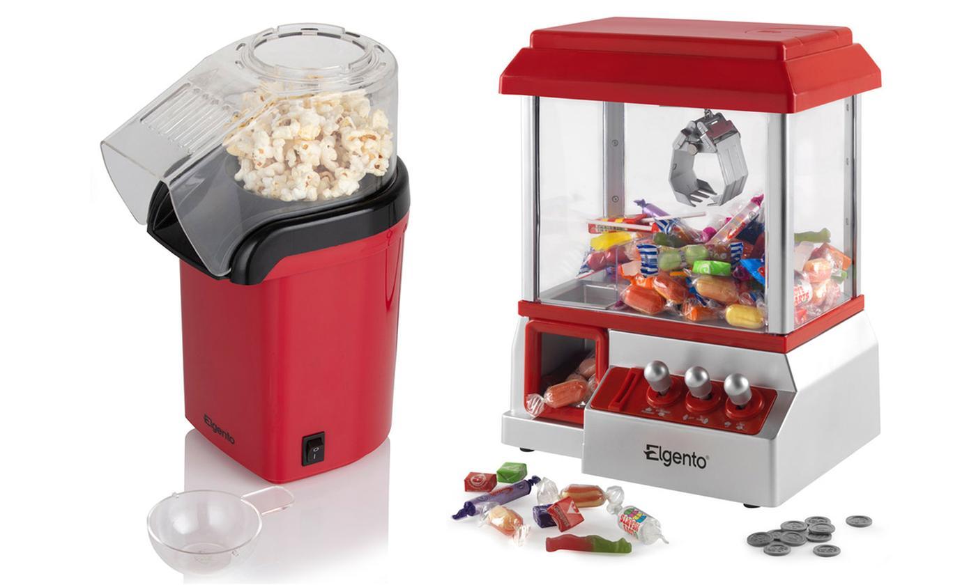 Elgento Popcorn Maker or Candy Catcher