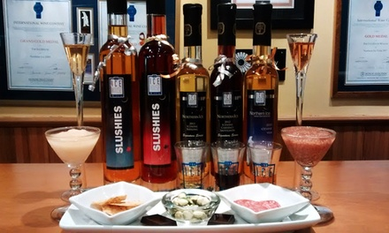 Icewine Taste & Learn Experience for Two or Four at The Ice House Winery (67% Off)