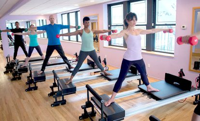 image for Semi-Private <strong>Pilates</strong> Reformer Classes at IMX <strong>Pilates</strong> - Santa Barbara (Up to 49% Off)