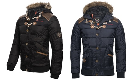 Giubbotto uomo Geographical Norway