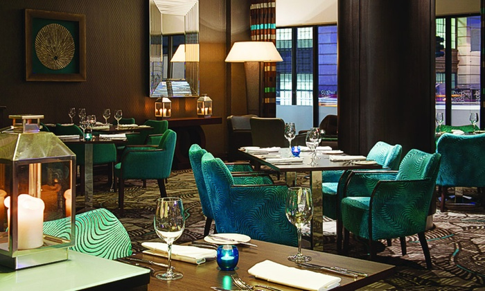 DoubleTree by Hilton London West End - Holborn: Afternoon Tea with Optional Glass of Bubbly for Two at DoubleTree by Hilton London West End