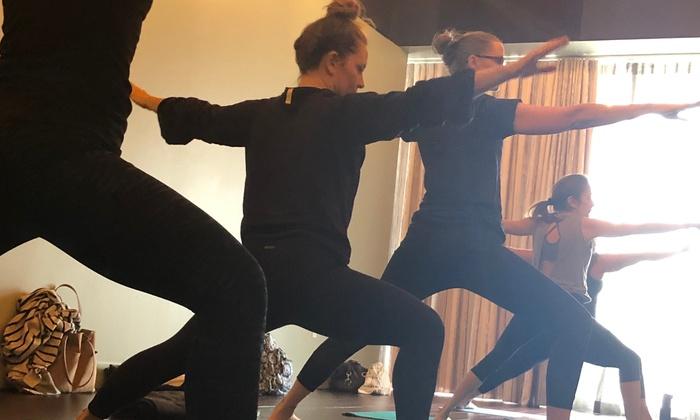 Unlimited Yoga Classes Serasana Bee Cave Groupon