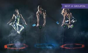 Forma i Siła: Fitness na trampolinie: 4 wejścia za 49,99 zł i więcej opcji w klubie Forma i Siła w Katowicach (do -46%)
