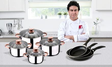 Juego de cocina de hasta 11 piezas San Ignacio