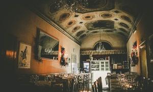 Ristorante Villa Meraville: Villa Meraville: menu tipico emiliano con vino in villa Ottocentesca (sconto fino a 72%)