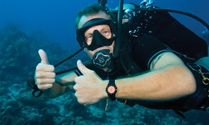 Plongee Nautilus: Scuba Diving Theory and Practice Course for One or Two at Plongée Nautilus (Up to 58% Off)