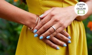 Studio da Beleza: Studio da Beleza – Santo André: 1 ou 2 meses de manicure e pedicure