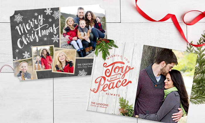 50 off holiday cards from shutterfly - Shutterfly Holiday Cards
