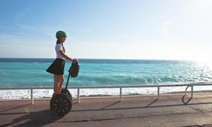 MobilBoard Nice: 1 heure de balade pour 2 personnes à 34,90€ avec Mobilboard