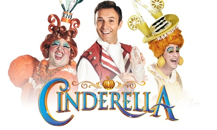 Cinderella, Price Band D or C Ticket, 8 December - 8 January, Regent Theatre (Up to 39% Off)