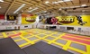 Boost Trampoline Parks - Boost Trampoline Park: One- or Two-Trampoline Access for Up to Four at Boost Trampoline Parks (Up to 40% Off)