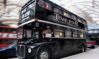 Theatrical Time Tour of London with Guidebooks for a Child, Adult or a Family of Four at Time Tour