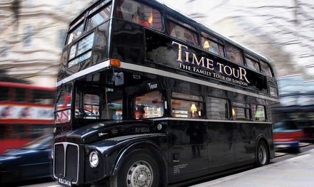 Time Tour of London: Child £9, Adult £12