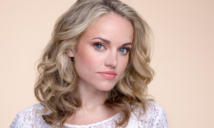 Haircut and Style with Conditioning Treatment or Partial Highlights at Ooh La La Salon & Spa (Up to 52% Off)