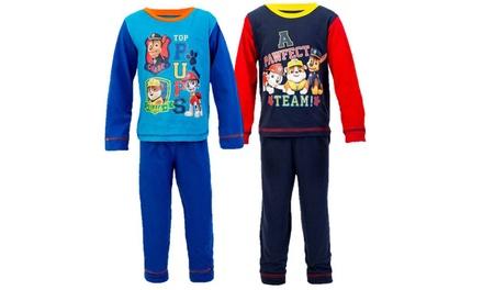 Boys' Paw Patrol Pawfect Team or Top Pups Pyjama