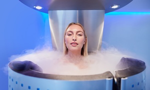 Up to 34% Off Whole-Body Cryotherapy Session at Valley Cryotherapy, plus 6.0% Cash Back from Ebates.