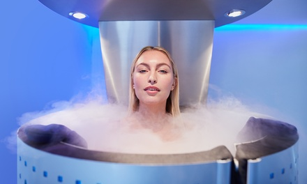 FullBody Cryotherapy: One $35, Three $100 or Five Sessions $160 at Cryotherapy Wollongong Up to $275 Value