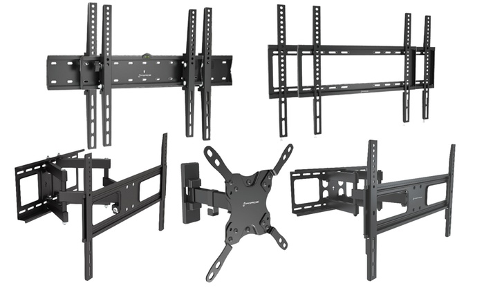 Gforce Tv Wall Mounts For 13 42 26 55 32 70 Or 60 100