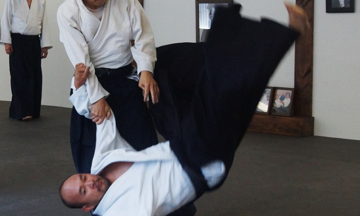Southland Aikido - Monterey Park: Four Weeks of Unlimited Martial Arts Classes at Southland Aikido (54% Off)