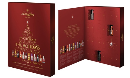 One or Two Anthon Berg Liqueur Advent Calendars