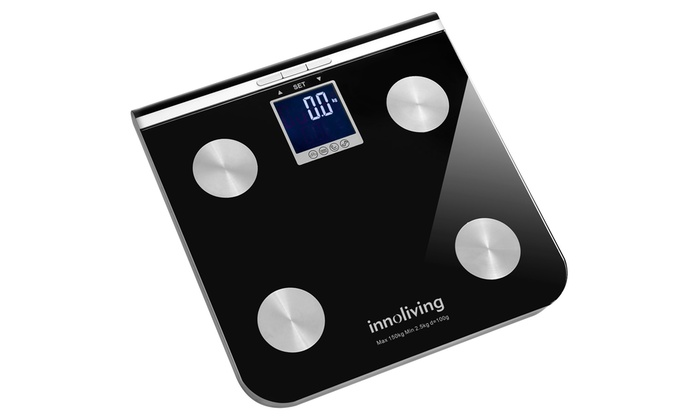 Bilancia body fat Innoliving
