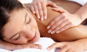 Marcellas  Hotspot  Salon: Intuitive Body Scan and Optional 60-Minute Massage (Up to 55% Off)