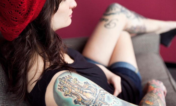 Becca Hughes at Timeless Tattoo - Buckman: One or Two Hours of Custom Tattooing from Becca Hughes at Timeless Tattoo (Up to 52% Off)