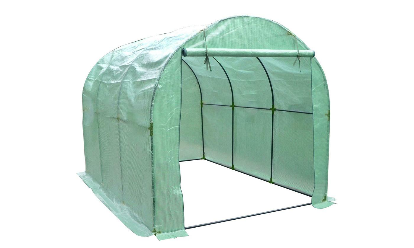Large Tunnel Garden Greenhouse