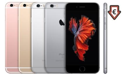 Apple iPhone 6/6S/6+/6S+ reconditionné, jusquà 128 Go, garantis 1 an, livraison offerte