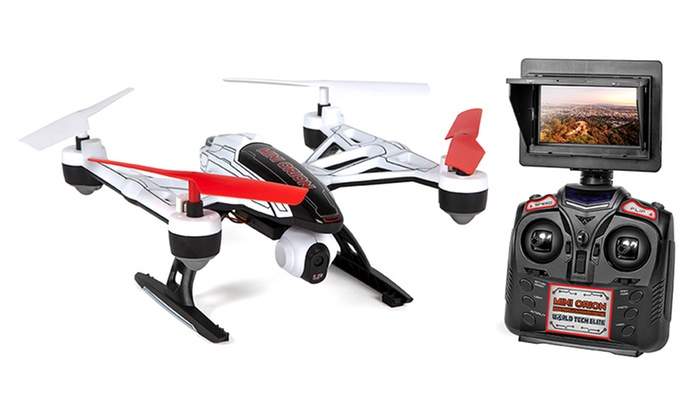 Elite Mini Orion 2.4GHz 4.5CH LCD Live-View Camera RC Drone