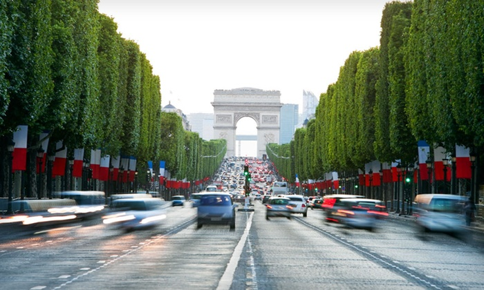 Paris And Rome Vacation With Round Trip Airfare In Paris