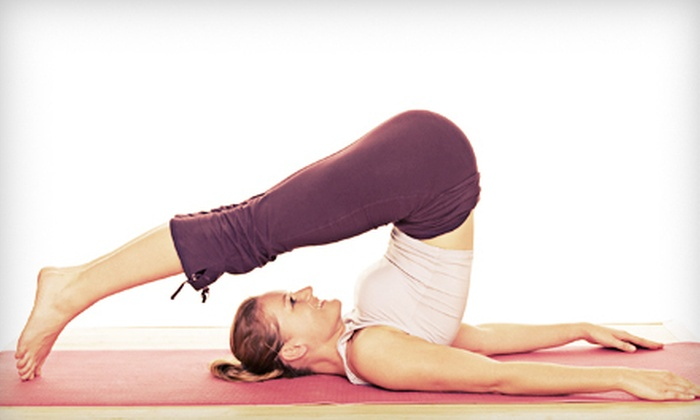 The Yoga House  - Piermont: 10 or 20 Classes at The Yoga House in Piermont (Up to 82% Off)