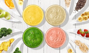 Smoothies And Sandwiches At Tropical Smoothie Cafe (up To 40% Off)