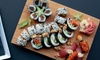 Zestawy sushi: do 36 sztuk