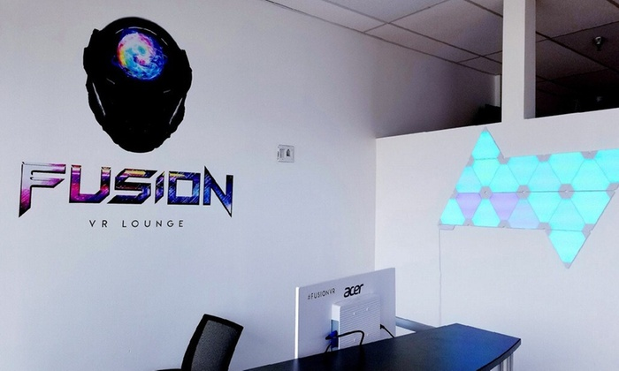 60 Minute Virtual Reality Experience at Fusion Virtual Reality (Up to 35% Off). Two Options Available.