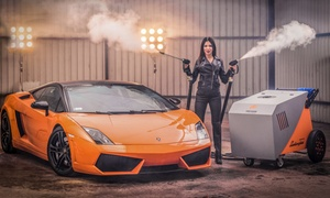 Q2 General Cleaning Services: 50% Discount on Fortador Lamborghini Steam Wash, Car Wash, or Microfibere Cloths with Q2 General Cleaning Services