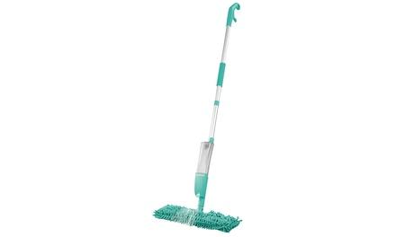 CLEANmaxx 2-in-1 Spray-Mopp mit 2 Ersatz-Wischtüchern (68% sparen*)
