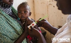 Donazione UNHCR: E se potessi cambiare il destino di un bambino? Dona ora e sostieni UNHCR nella lotta contro la denutrizione infantile