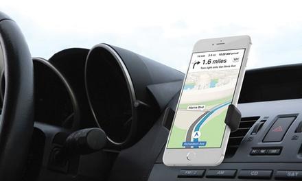 1 o 2 soportes de smartphones universales para coche