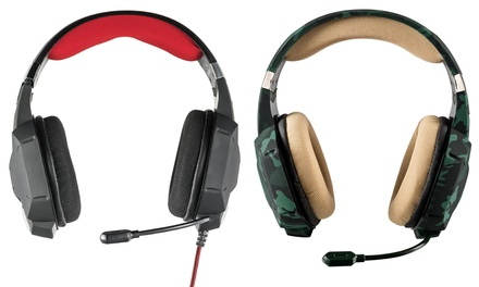 Trust GXT 322 Dynamic Carus Gaming Headset
